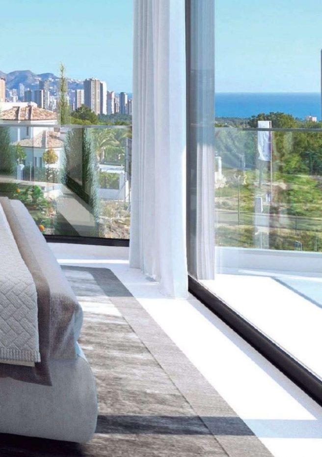 Sea View 2 - Dormitorio vistas