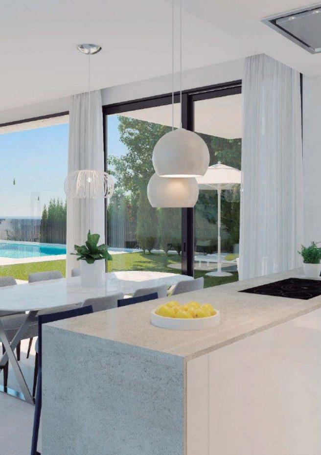 Sea View 2 - Salón Cocina 3