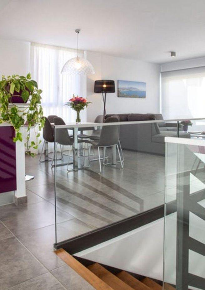 Villa Albir - Cocina Salón 3