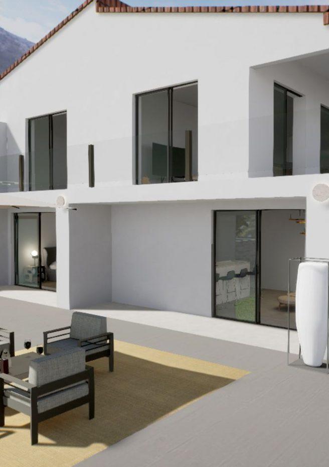 Villa Lleons 7 - Jardín